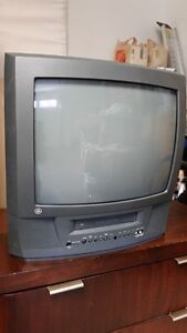 NEW GE TV WITH VCR COMBO UNIT. KELOWNA