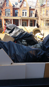 Junk Removal Services Toronto and area