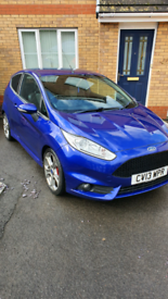 2013 Fiesta ST-2 1 owner from new