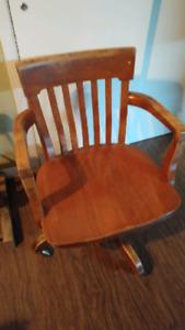 Chaise de notaire