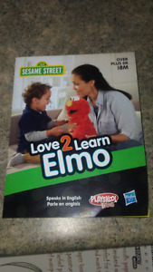 Love​ to learn Elmo