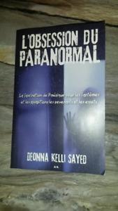 L'Obsession du Paranormal, Jamais lu, comme NEUF