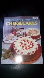 Wonderful Ways to Prepare Cheesecakes Cookbook.