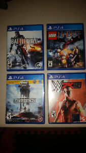 Playstation 4 (PS4) Games For Sale!