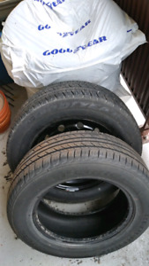5 - 225/60R16 All-Season Tires