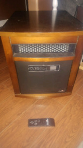 Immaculate condition space heater