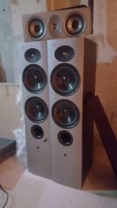 Athena speakers