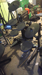 Roland td3 electric drums