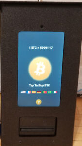 Bitcoin ATM's for sale, lease or paid placement