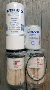 Fuel, Oil, and Coolant filters