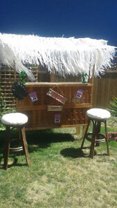 TIKI PARTY BAR FOR SALE