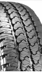 265/75R16 HONKOOK DYNO PRO ATMSet of 2 used allseson tires 90%