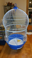 ****LIVING WORLD ROYAL BIRD CAGE****