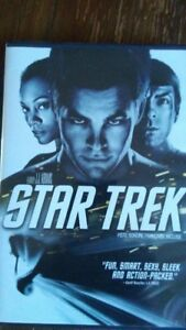 Movie Star Trek DVD