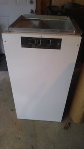 Forced air electric furnace