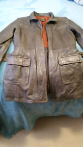 Woman's xxs Danier leather jacket