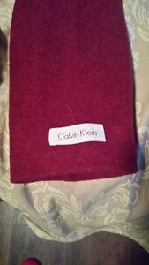 Red Calvin Klein Coat London Ontario image 3