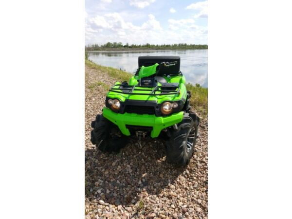 Used 2009 Kawasaki Brute Force
