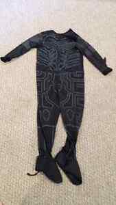Youth large batman body suit