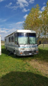 1995 WINNEBAGO VECTRA, Diesel Pusher, Air Brakes