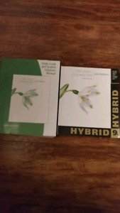 Ninth Edition Organic Chemistry Hybrid Textbook and Solutions