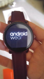 Fossil Q Wander Android Wear