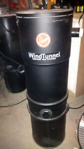 2 Hoover  Central Vacuums for $80 -  HANDYMAN SPECIAL