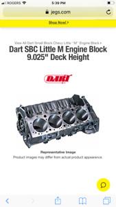 SBC DART BLOCK NEW. Never used .