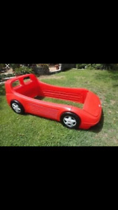 RACE CAR BED (twin)