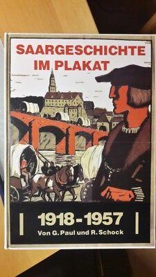 Saargeschichte im Plakat 1918-1957
