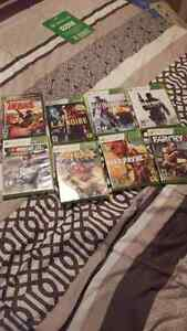Xbox 360 games and 12 month xbox live