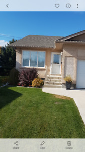 2 Bedroom with attached Double Garage