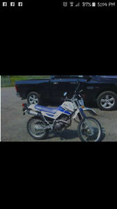 *STOLEN* yamaha xt 225 have all paperwork and proof