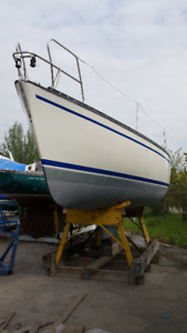 30' Sail Boat for trade