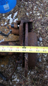 8.8 Rear axle with disc brakes Windsor Region Ontario image 2