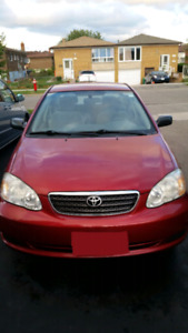 2008 Toyota Corolla CE Certified Excellent Condition