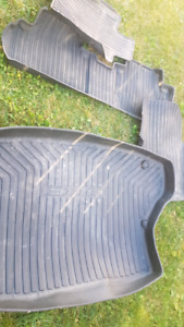 Civic all weather floor mats