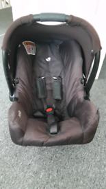 Infant car seat (free)