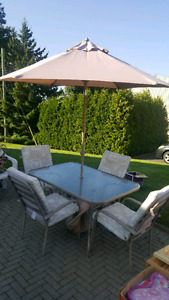 Set de patio complet