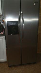 frigidaire pro series fridge