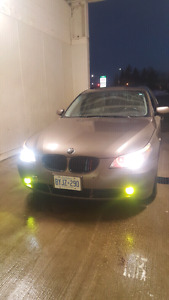 Reduced 2004 BMW 545i , Clean title