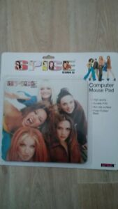 SPICE GIRLS MOUSE PAD (new)