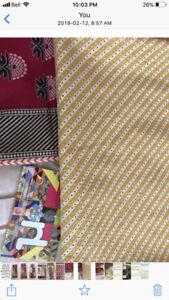 Nishat unstitched , Pakistani Designer,3 piece dress,cotton