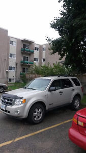 2008 Ford Escape xlt SUV, Crossover Kitchener / Waterloo Kitchener Area image 1