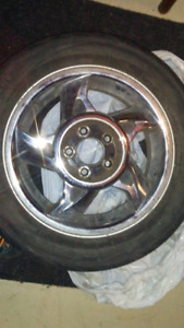 16 inch rims set of 4