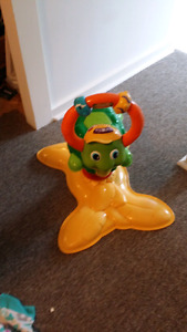 Vtech bouncing frog toy