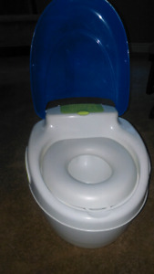 Portable potty