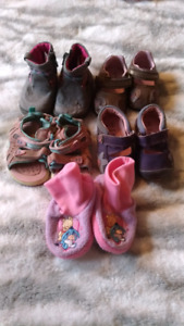 3T Lot of  Shoes