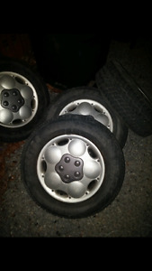 Tires on rims! Want gone!