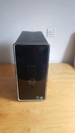 Dell computer Win 10, AMD Quad, desktop